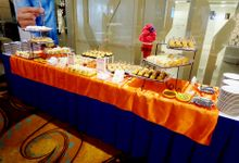 Snack Corner for REI Gathering by Je'lemons pastry