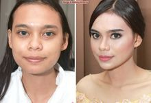 Wisuda Rani & Norma by Therecia Debby Makeupart