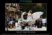 Conceptualised Pre-Wedding Photoshoot by Raymond Phang Photography