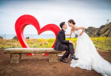 Pre-wedding - Patty & Raymond by Eric Hevesy Photography