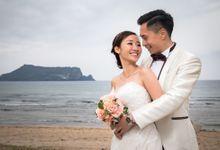 Pre-wedding - Patty & Raymond by Eric Hevesy Photography