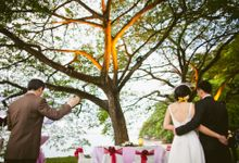 Wedding Celebration of John and Charis by Raymond Phang Photography