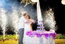 REANNA AND JOSHUA WEDDING by Bali Garden Beach Resort