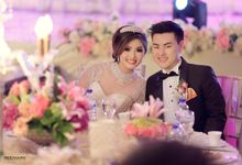 The Wedding of David & Yossy by Winner Organizer