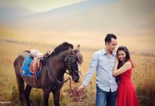 Lucky & Elsa Prewedding by Reemark Photographica