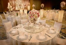 Wedding Themes by Regent Singapore