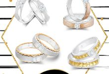 Wedding Ring Collection by THE PALACE Jeweler