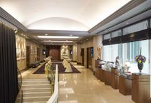 Foyer for Reception by Rendezvous Hotel Singapore