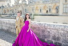 Europe Prewedding by Wilson by Amara Pictures