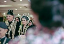 Omeira and Agon Wedding by Hotel Salak The Heritage