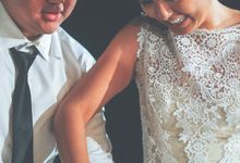Reynaldo and Jessica Wedding by Carrot & Co