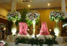 Reza & Ayu by One-A Wedding Hall & Organizer