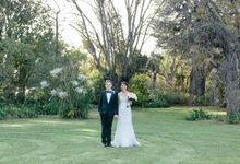 Claire & Tim Ripponlea Estate Melbourne Wedding by Kylee Yee | Photographer