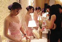 Wedding Adi & Clarita 17-Jan- 15 by STILETTO PAGAR AYU