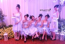 Annicersary 25 th wedding of Hartawan & Anna by STILETTO PAGAR AYU
