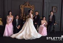 Hotel Ritz Carlton PP by STILETTO PAGAR AYU
