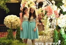 Wedding Kris & Yen yen by STILETTO PAGAR AYU