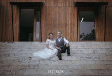 Rizky & Sebastien Wedding by Hieros Photography
