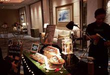 Shangri-La Hotel - Cheryl x Gabriel by The Wicked Cream SG