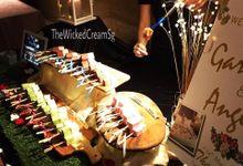 Sheraton Towers - Garrett x Angeline by The Wicked Cream SG