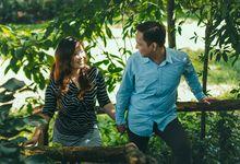 Denise & Robert Engagement by Creative Light Photo Studio