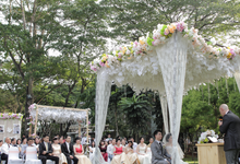 The Wedding of Robin & Ika - 16th October 2016 by La Fayette Entertainment & Organizer