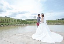 Prewedding Robin & Sriyenni by Aldea Photography