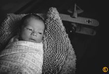 Baby Rocco Newborn Photography by Victor Reyes Photography
