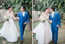 Rochelle & Mark Wedding by Project JDG PHOTO