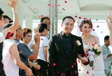 Rocky & Jill Wedding Photography by fotovela wedding portraiture