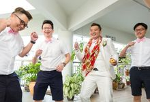 Wedding of Roland and Cindee by Alan Ng Photography