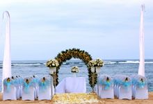 White Romance Wedding by Novotel Bali Nusa Dua
