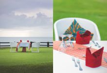 Romantic Wedding and Best Sea View  in South Bali by Oliver Ken Photography