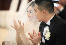 THE WEDDING OF RONNY & MICHELE by Varawedding
