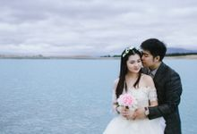 PreWedding Shoot South Island New Zealand by Van Middleton Photography