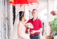 Wallace and Ruishan Actual Day Wedding by Summer Sky Studio