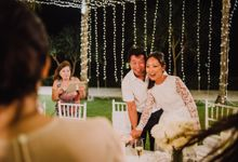 Russel & Veronika Intimate wedding by Punyan Photography