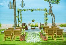 Rustic Garden Wedding by Belmond Jimbaran Puri
