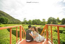 Ryan & Nathania Pre Wedding by thePhotograph