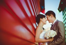 Australia Prewedding by Cliff Choong Photography