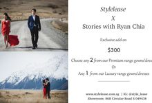 Style Lease X Stories With Ryan Chia by Stylelease