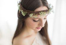 flower bride by rynee tan make up studio