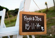 Renee & Steve by Sarah Streets Studios