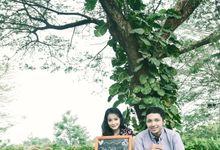 PREWEDDING SUKMA & ARDANA by Raffles Hills Cibubur - On Green Garden Venue
