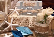 Rustic Nautical Wedding by Moments by Stirring Hearts