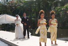 Danny & Yulianna by Love Bali Weddings