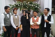 Fenta & Randi Wedding by 1548 band