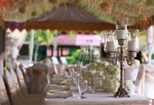 A Wedding Under the Stars by Shangri-La Rasa Sayang Resort