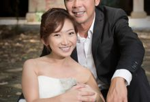Mr Wong&Ling by Sharp Bali Photography