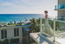 Goetz and Stella's Romantic Wedding at The Lind Boracay by The Lind Boracay